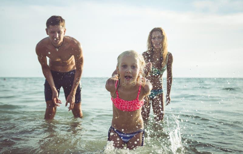 Figlarnie rodzina zdjęcie royalty free