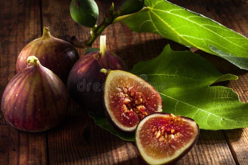 Figos agradáveis imagem de stock
