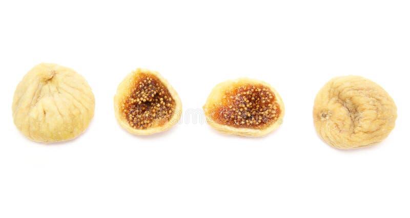 Figos secados foto de stock
