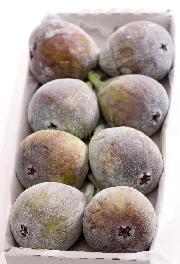 Figs. Inside, indoor, indoors, interior, interiors, ilustration, ilustrations, foodstuff, foodstuffs, nutrition, health, nourishment, nourishments, healthy royalty free stock images