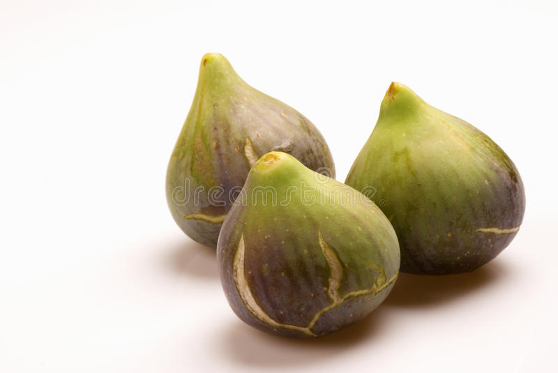 Download Figs stock photo. Image of fruit, isolated, ripe, three - 16311896