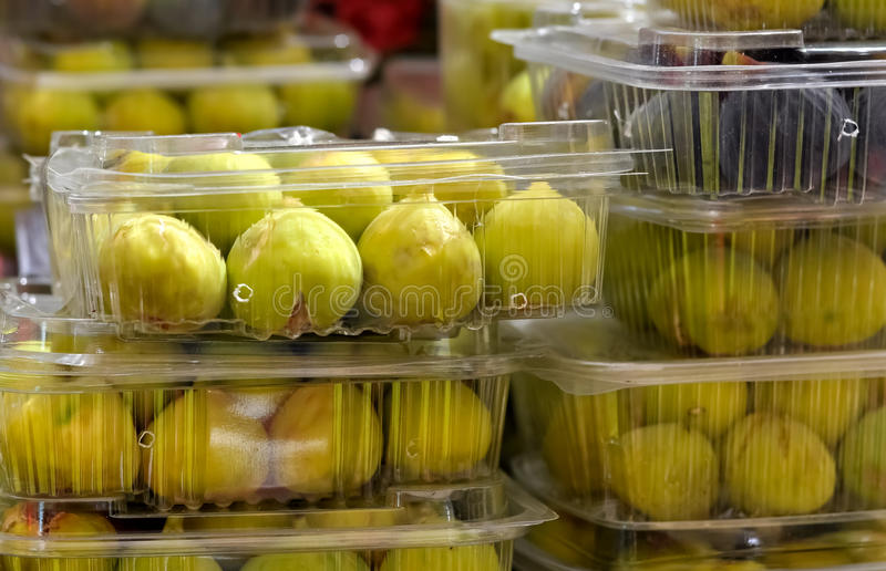 Download Figs stock image. Image of nutritious, figs, plastic - 26831211