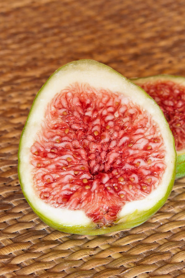Download Figs, halved fig stock image. Image of healthy, agriculture - 39506061