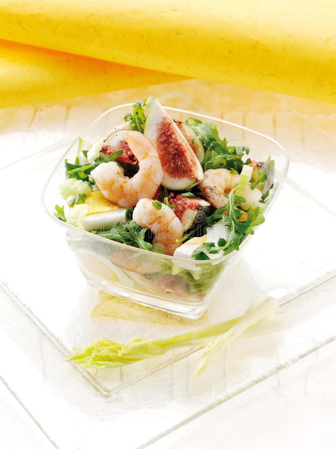 Download Figs Salad stock photo. Image of chef, italian, taste - 31659946