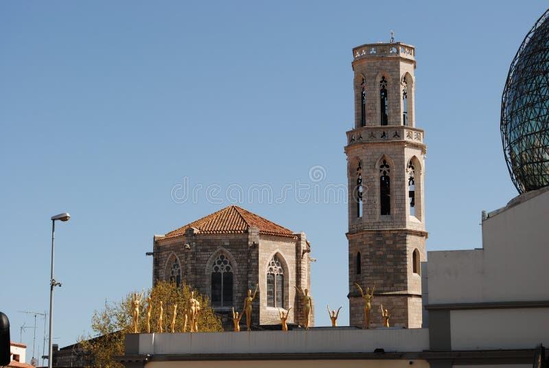 Figueiras, España imagenes de archivo