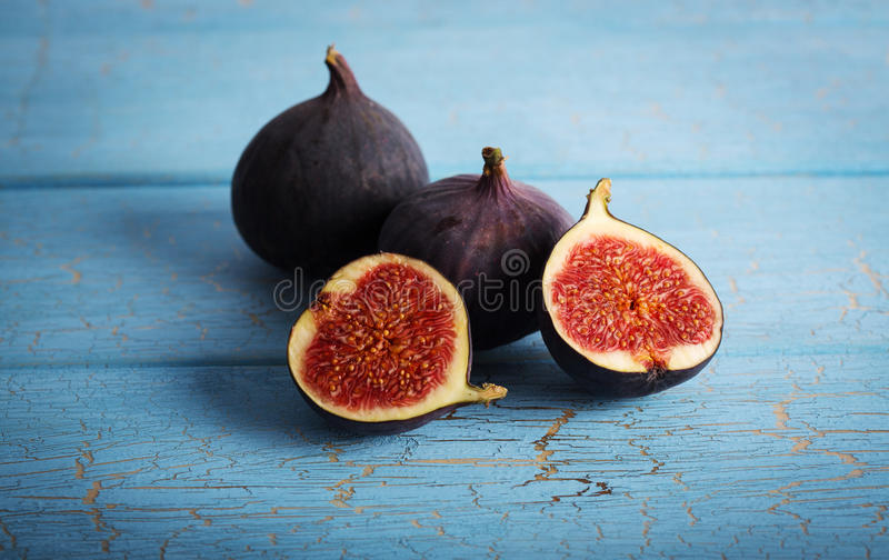 Download Figues fraîches photo stock. Image du instruction, juteux - 77162168