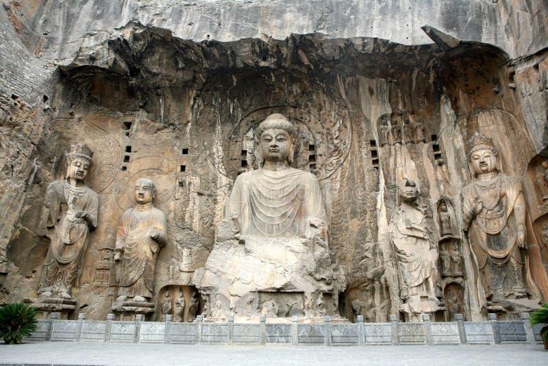 Figura de Buddha imagem de stock