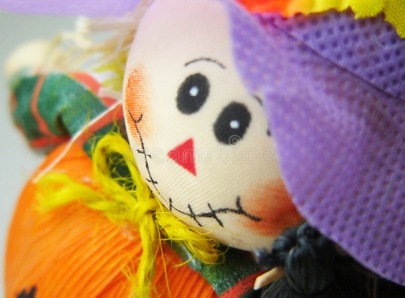 Figura de Halloween fotografia de stock