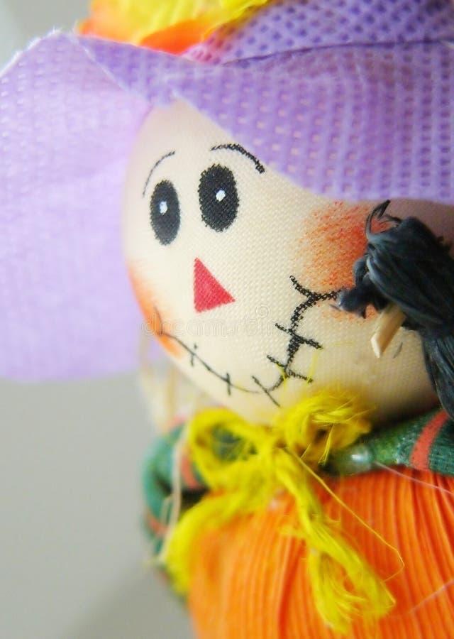 Figura de Halloween imagens de stock