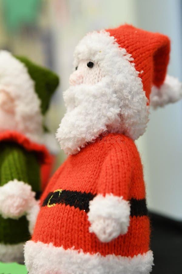 Figura de Papá Noel imagen de archivo