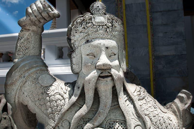 Download Figura De Piedra En El Templo Antiguo De Wat Phra Kaew En Tailandia Bangkok Imagen de archivo - Imagen de ciudad, oscuridad: 44853339