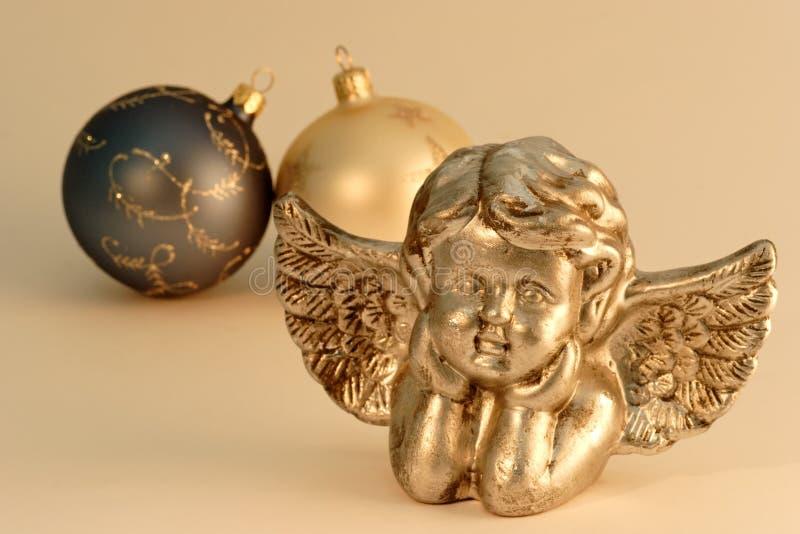 Download Figura del ángel imagen de archivo. Imagen de aún, santo - 7283361