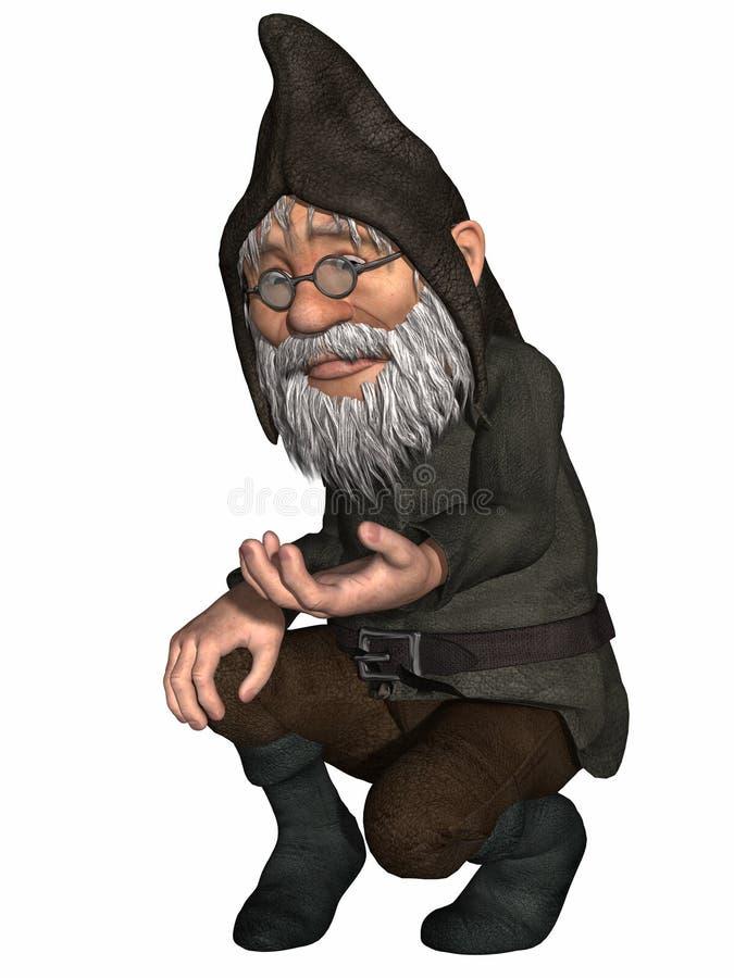 Figura di fantasia royalty illustrazione gratis