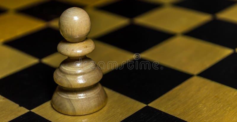 Figura di scacchi fotografie stock