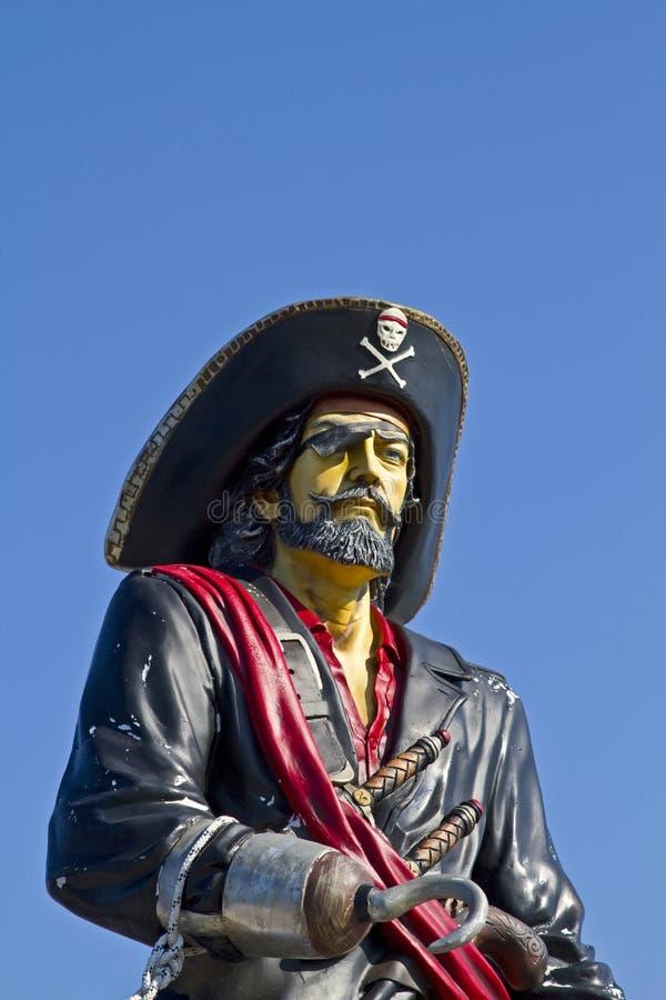 figura do pirata fotografia de stock
