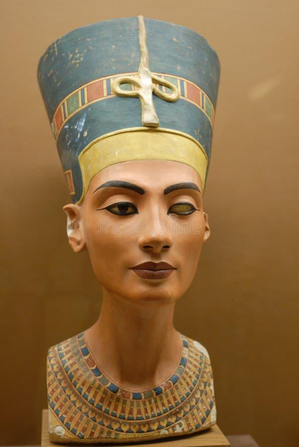 Figura egiziana delle donne fotografie stock