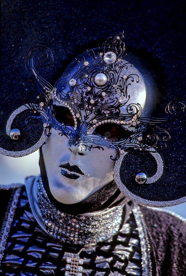 Figura Italia de Carnivale imagen de archivo