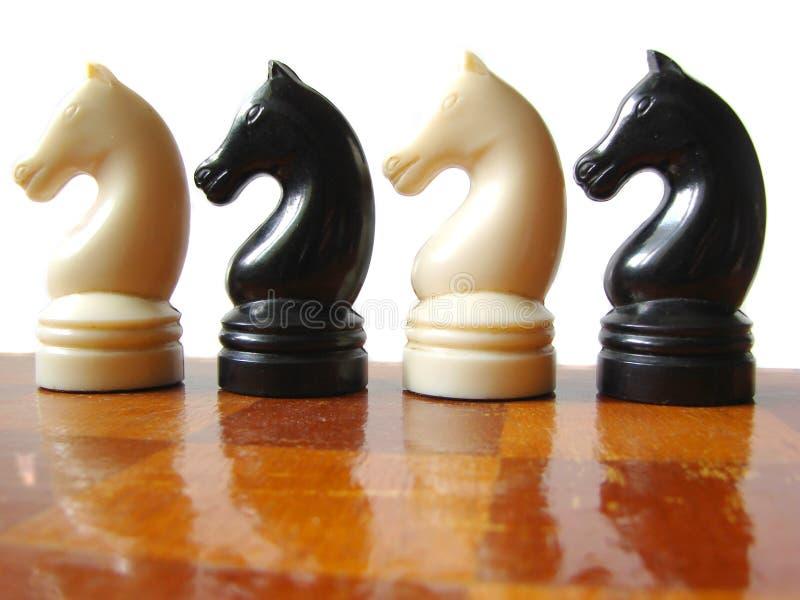 Figuras 3 da xadrez imagens de stock royalty free
