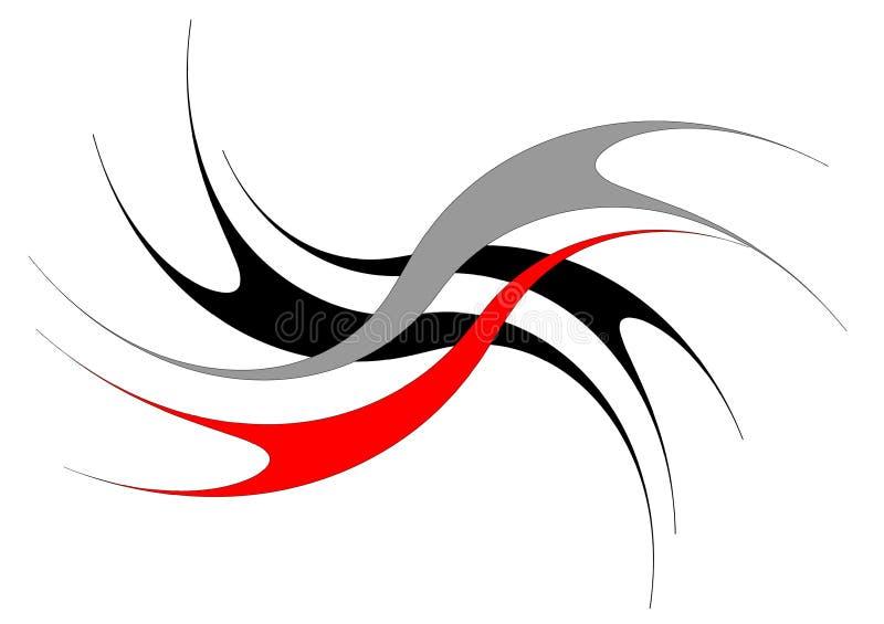 Figuras comforme. stock de ilustración