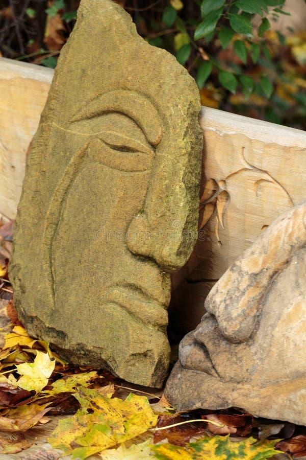 Figuras de pedra feéricas fotos de stock royalty free