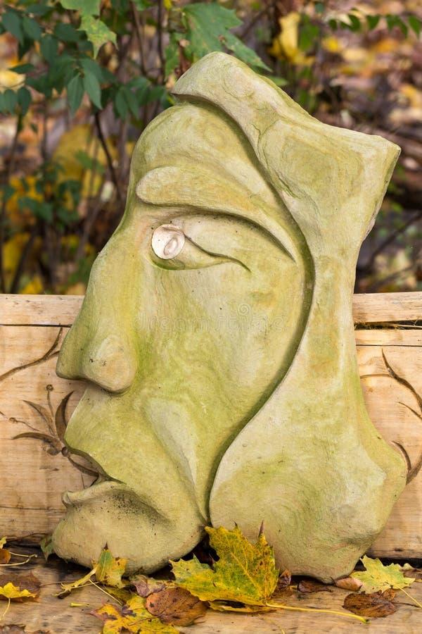 Figuras de pedra feéricas imagens de stock