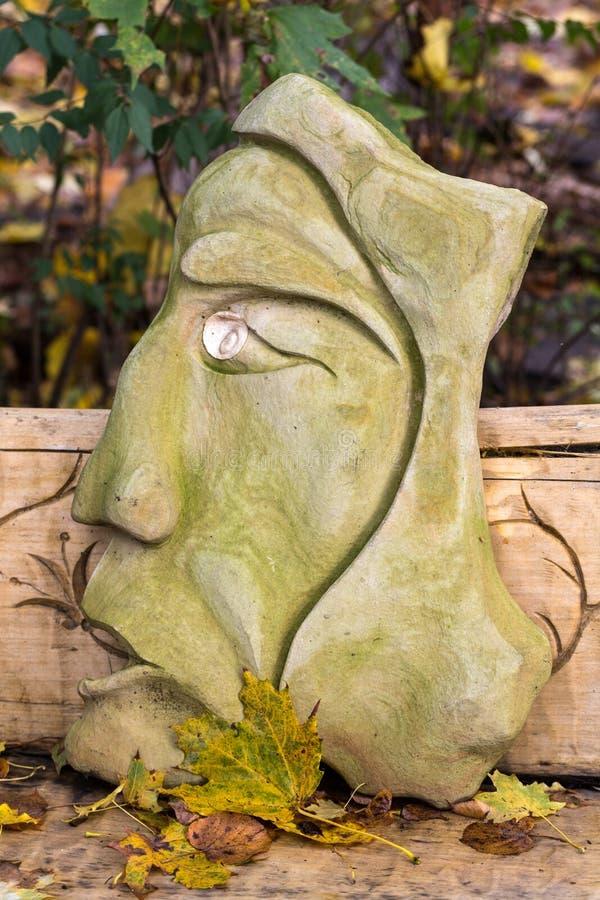 Figuras de pedra feéricas fotografia de stock