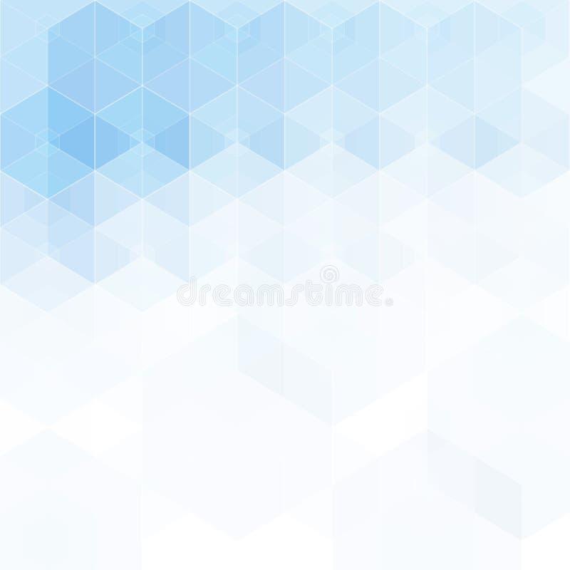 Figuras geométricas Projeto moderno Ilustração do vetor ilustração royalty free