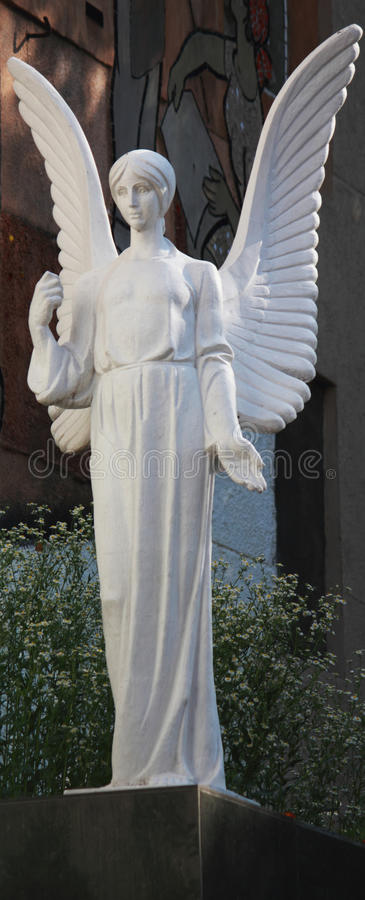 Figure Of Angel stock image