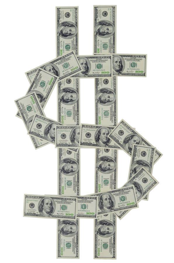 Figure of dollars