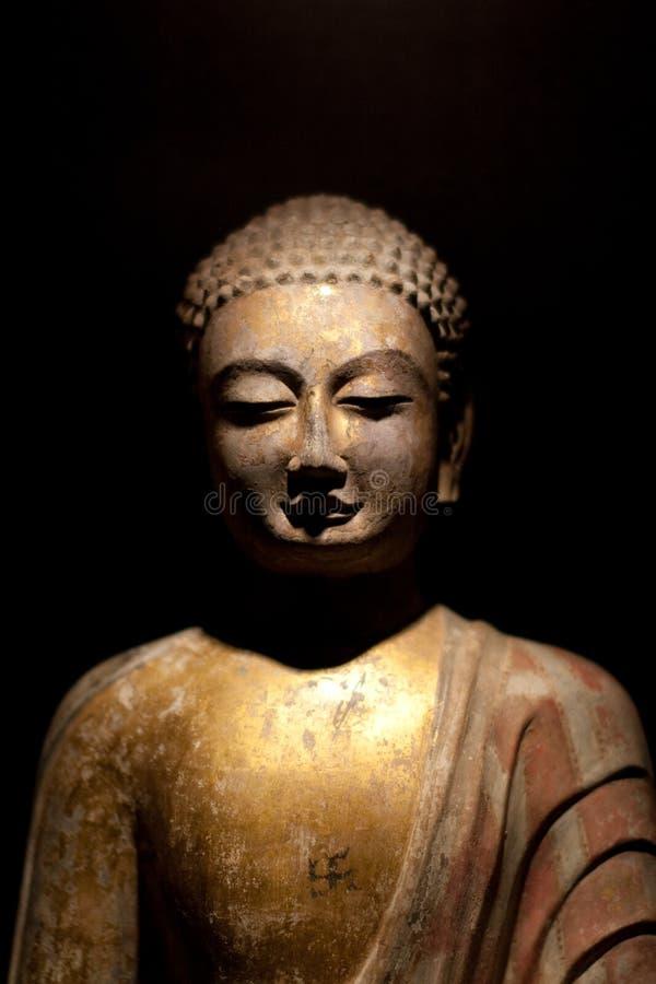 Figure du Bouddha photos stock
