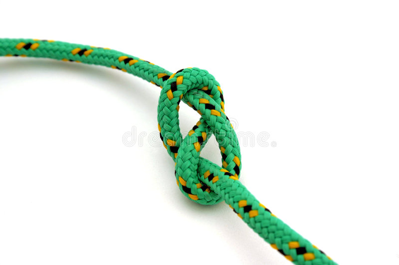 Download Figure-eight knot stock photo. Image of eight, sport, rope - 182566