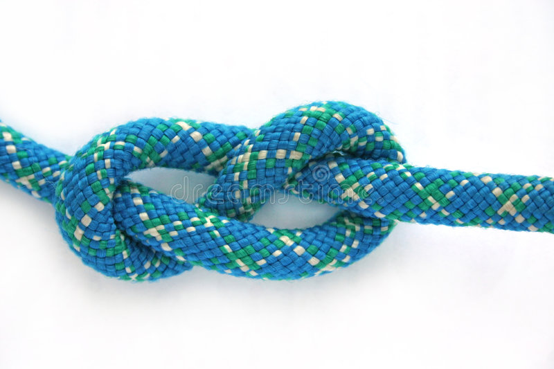 Download Figure-eight Knot Stock Images - Image: 182794