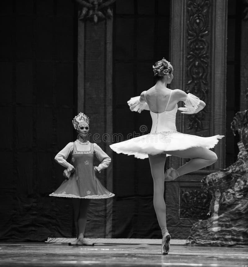 Figure - le casse-noix de ballet image libre de droits