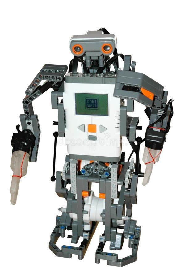 figure robotique images libres de droits
