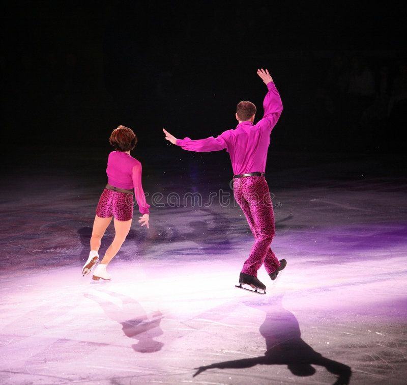 Download Figure Skaters Stock Photo - Image: 2054710