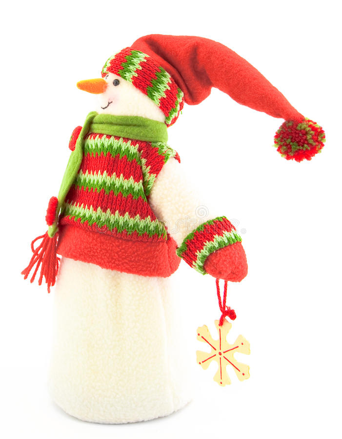Download Figure of a snowman stock photo. Image of december, humor - 12091768