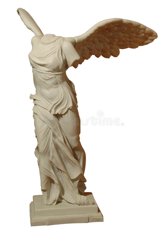 Download Figure Of A Woman With Wings Stock Image - Image: 22221227