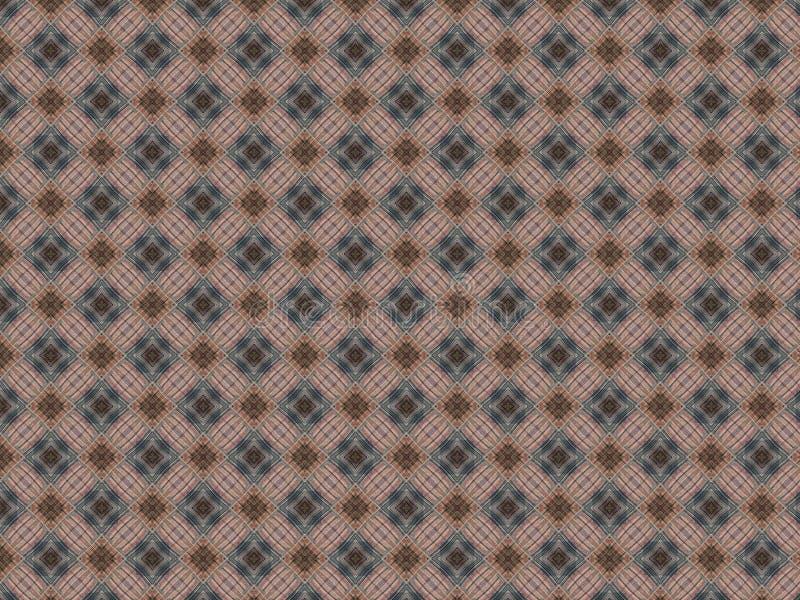 Figured mönstrade matta med färgrikt geometriskt väva arkivfoton