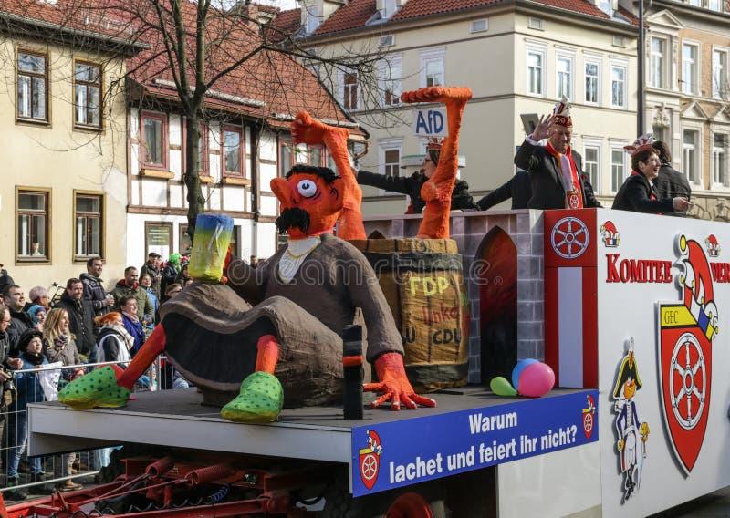 Figures au carnaval images libres de droits