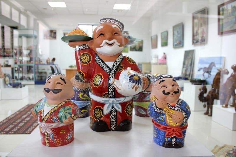 Figurillas divertidas fotografía de archivo libre de regalías