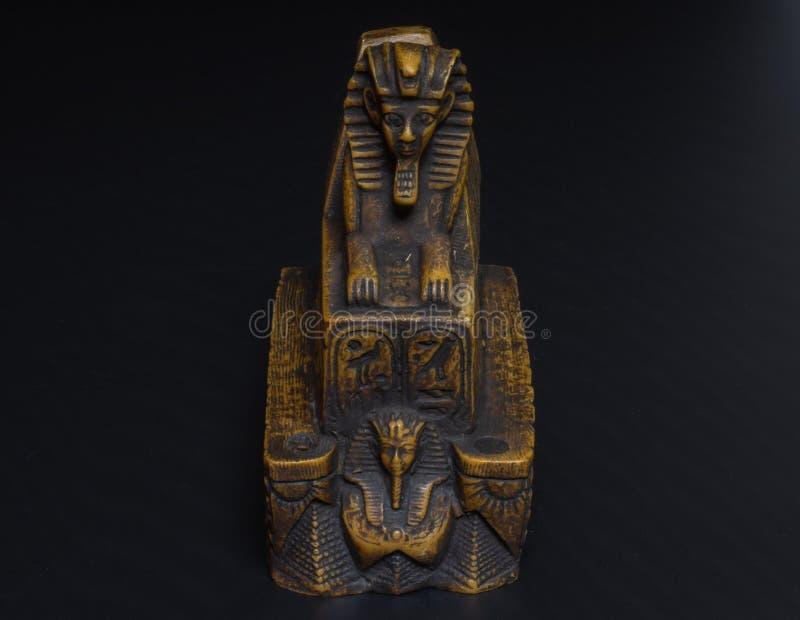 Figurina della Sfinge fotografia stock libera da diritti