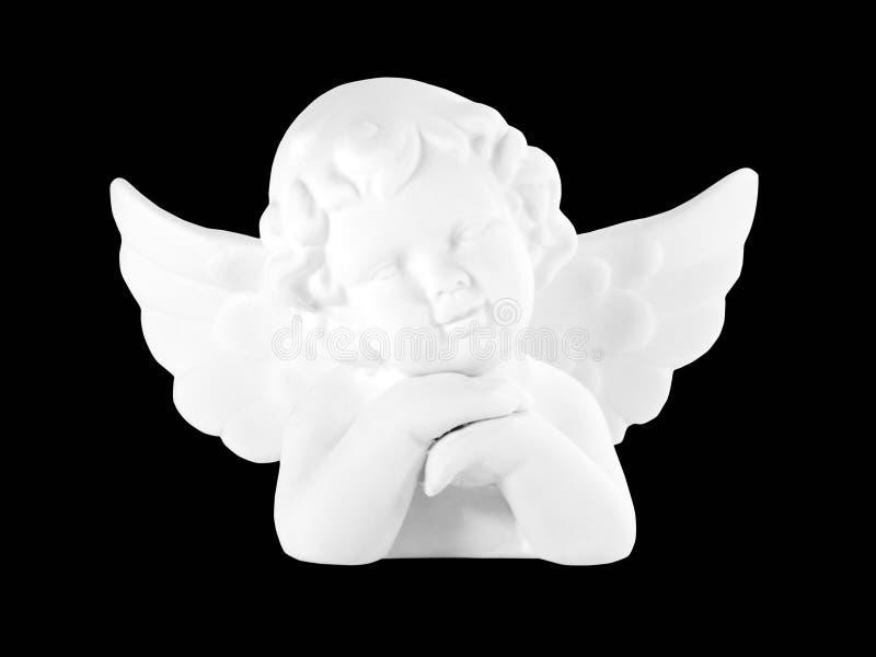 figurine купидона стоковая фотография rf