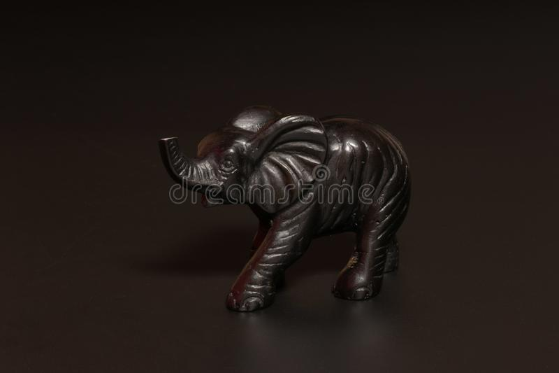 Figurine слона стоковое фото rf