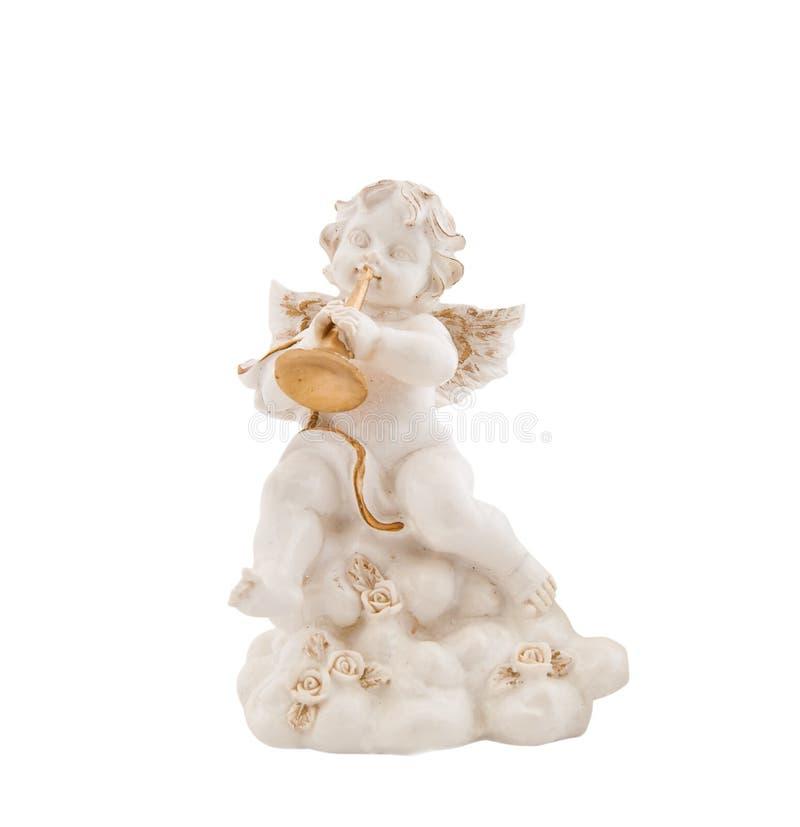 Download Figurine of the angel stock illustration. Illustration of angel - 12107994