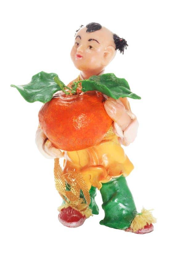 Figurine chinês fotos de stock royalty free