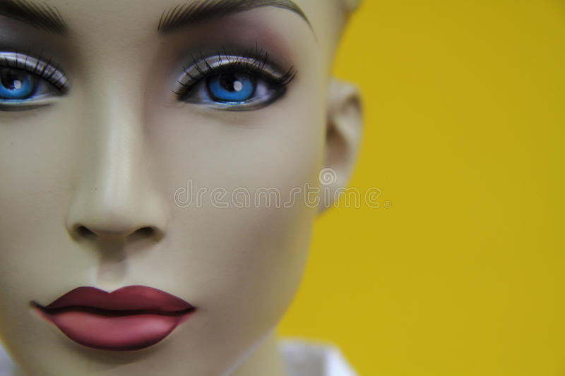 Figurine details royalty free stock photography