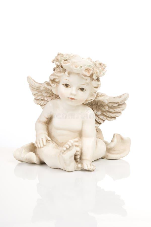 Figurine peu d'ange images libres de droits