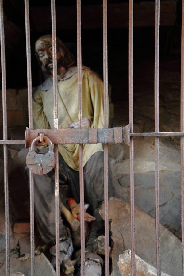Download Figurine of prisoner stock photo. Image of cell, prisoner - 21504042