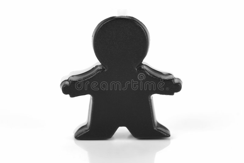 Download Figurines photo stock. Image du objets, blanc, enfants - 8672706