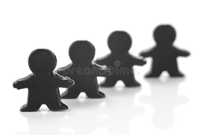 Download Figurines photo stock. Image du hommes, découpage, symbole - 8672732